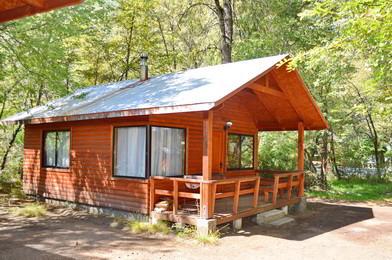 Cabaña 2-3 personas (E)